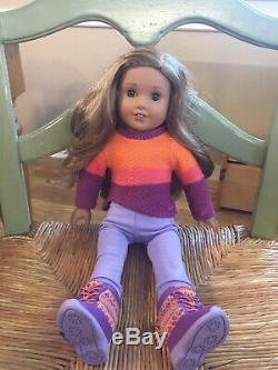 American Girl Doll Lea Clark Girl Of The Year 2016 Perfect Must See