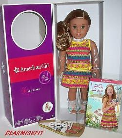 American Girl Doll Lea Clark- New 18- Complete Priority Shipping