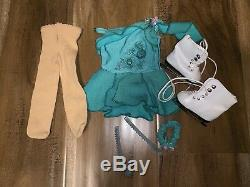 American Girl Doll MIA GOTY 2007 LOT- Doll, Box, Performance And Training Outfit
