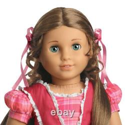 American Girl Doll Marie Grace and Paperback Book NEW! Retired
