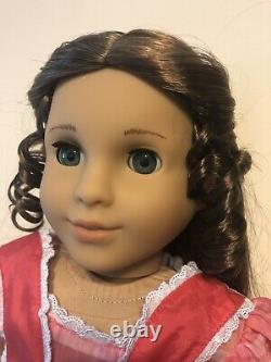 American Girl Doll Marie-Grace with Meet Outfit