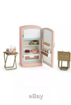 American Girl Doll Maryellen's Fridge Refridgerator NEW! Refrigerator