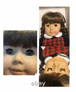 American Girl Doll Molly Pleasant Co. White Body West Germany Lot