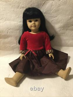American Girl Doll Pleasant Company Asian JLY 4 Just Like You #4 RARE