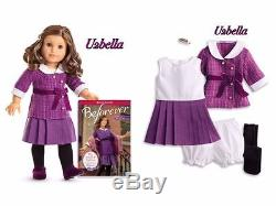 American Girl Doll Rebecca A Beforever Doll And Book New With Box