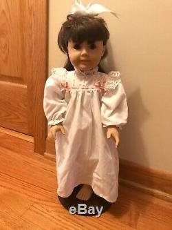 American Girl Doll Samantha 4 outfits included, with accessories