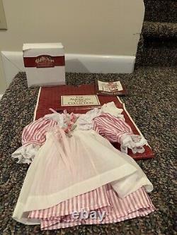 American Girl Doll Samantha Birthday Party Complete Tea Set