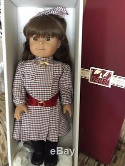 American Girl Doll Samantha White Body And Accessories Collection Pleasant Co
