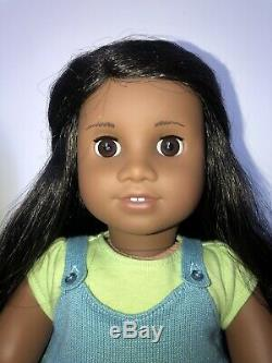 American Girl Doll Sonali Chrissa And Gwens Friend Htf