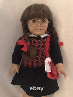 American Girl Doll and Accessories, Molly, Retired, signed Original, Pleasant Co