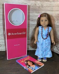 American Girl Doll of the Year 2011 Kanani with Book, Box, Additional Outfit