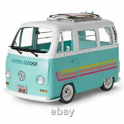 American Girl Doll of the Year 2020 Joss VW Volkswagen Bus Van New In Box NIB