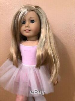 American Girl Dolls Isabelle (2014)Saige (2013)Grace (2015)