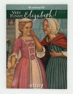 American Girl ELIZABETH DOLL 18 Felicity's Friend in original box EUC