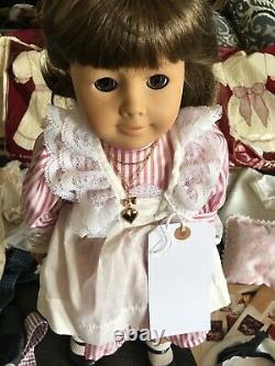 American Girl Early HUGE LOT Samantha Doll Outfits Dress Original Box & Receipt