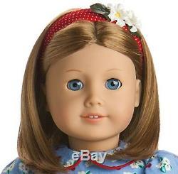 American Girl Emily Bennett Doll & Book NIB 18 inch Molly's Friend Blue Eyes UK