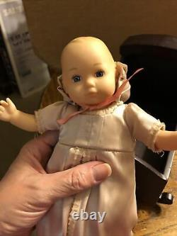 American Girl Felicity Baby Sister Polly In Cradle EUC RETIRED HTF 8