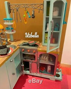 American Girl Gourmet Kitchen Set New In Box SAME DAY SHIPPING