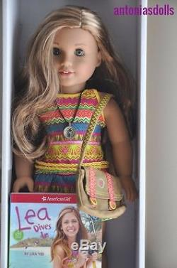American Girl Grace Thomas 2015 Doll And Lea Clark 2016 New In Box