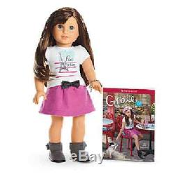 American Girl Grace Thomas Doll Of The Year 2015 18 New In Box