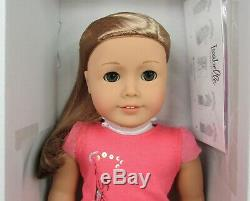 American Girl ISABELLE 2014 Doll of the Year with Book 18 New in Box Retired