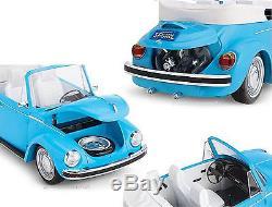 American Girl JULIE CAR WASH for 18 Dolls Blue Volkswagon Beetle 1970's NEW