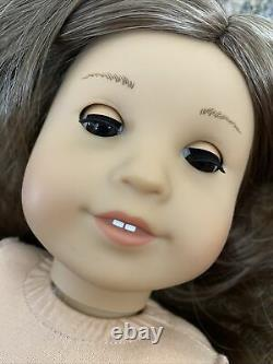 American Girl Jess Mold Custom Doll With Marie Grace Wig