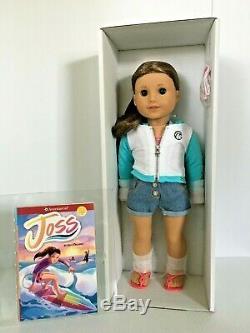 American Girl Joss Kendrick Doll & Book 18 GOTY 2020 NIB (see below features)