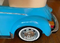 American Girl Julie's Car Volkswagen Vw Bug - Excellent