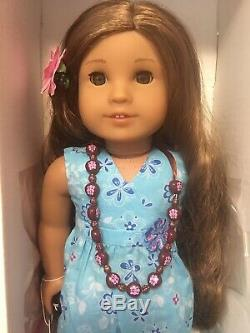 American Girl Kanani Doll With Box And Accessories