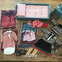 American Girl Kirsten Outfits, Furniture and Accessories