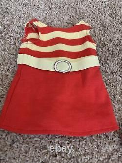 American Girl Kit Kittredge 1934 Swimsuit Outfit EUC RETIRED HTF