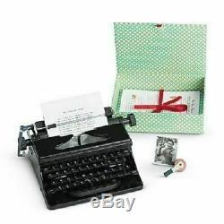 American Girl Kit's TYPEWRITER & STATIONARY Set Beforever NEW IN BOX