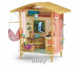 American Girl LEA CLARK Rainforest House + BONUS ITEM NEVER REMOVED FROM BOX