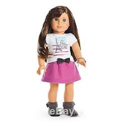 American Girl LE GRACES 18 DOLL Outfit Brown Hair Blue Eyes NEW in Box No Book
