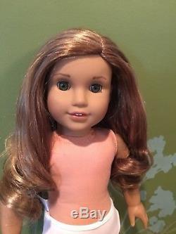 American Girl Lea Clark Pierced Ears EUC