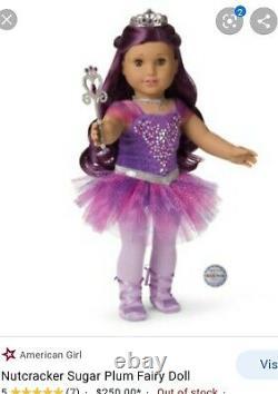 American Girl Limited Edition Sugar Plum Fairy Doll