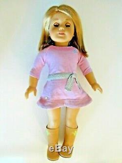 American Girl Lot Of 5- Grace Lea Caroline Samantha Truly Me #37