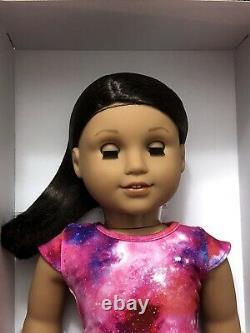 American Girl Luciana Vega Doll Girl of the Year 2018 Astronaut NEW
