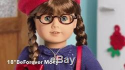 American Girl MOLLY DOLL BOOK PAJAMAS and ACCESSORIES Beforever NRFB