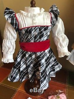 American Girl Meet Nellie Samanthas Best Friend 1904 Outfits Accessories Rare