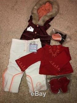 American Girl Nicki GOTY 2006 WHOLE WORLD/COMPLETE COLLECTION RARE NRFB