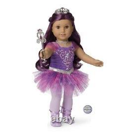 American Girl Nutcracker Sugar Plum Fairy 18 Doll Limited Edition NEW