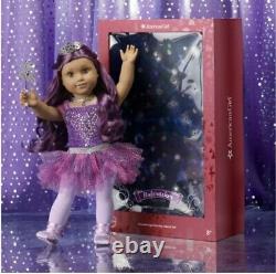 American Girl Nutcracker Sugar Plum Fairy Doll Limited Edition. NEW! FAST SHIP