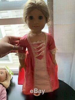 American Girl Pleasant Company Doll Elizabeth Cole Retired Historical 18 Doll