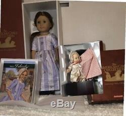 American Girl/ Pleasant Company Felicity Doll & Baby Polly New In Box