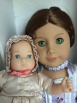 American Girl/ Pleasant Company Felicity & Polly Collection Lot EC