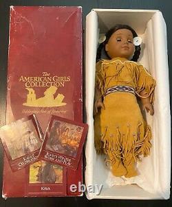 American Girl Pleasant Company Kaya Massive Lot Retired 2002