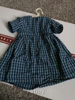 American Girl Pleasant Company Kirsten On The Trail Outfit Rare Limited +Book