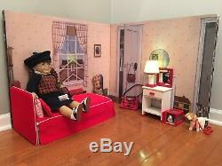 American Girl Pleasant Company Molly Doll with Accessories
